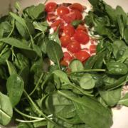 Tomaten-Champignon-Tortellini-Pfanne