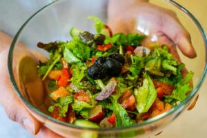 Lecker, Salat