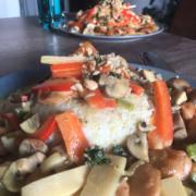 Gemüse-Hähnchen-Curry: Rezept