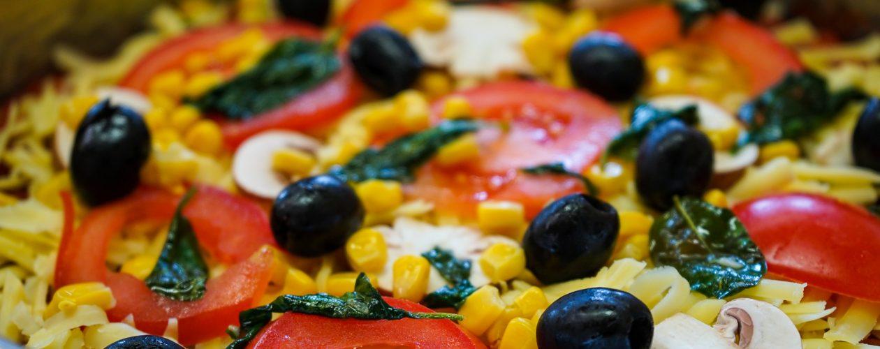 Gesunde Pizza selber machen