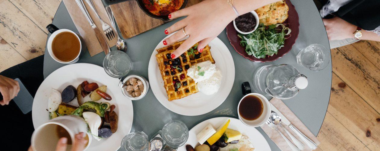 Eine kurze Geschichte über Essen Teil 2