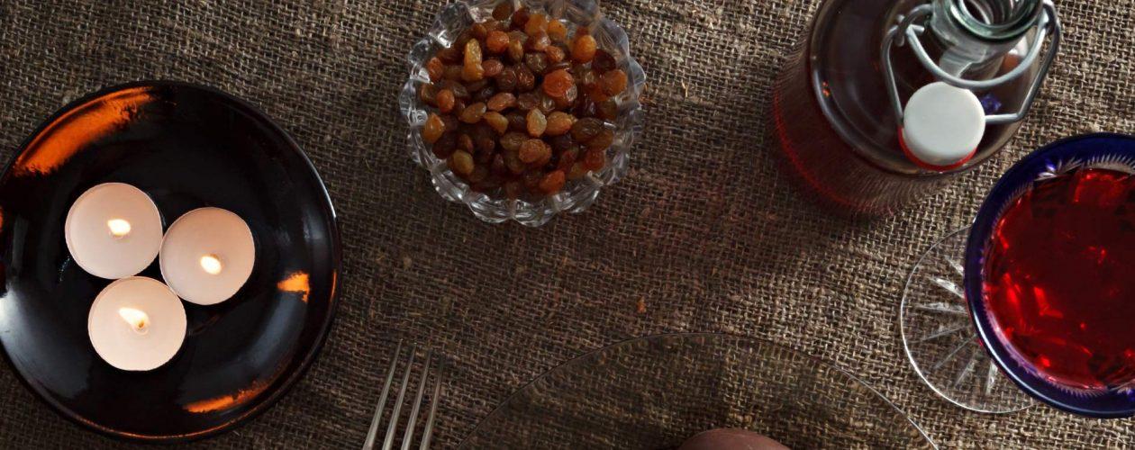 Mit allen Sinnen | Essen im Dunkelrestaurant