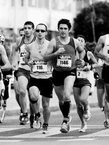 Kohlenhydrate für den Haj-Hannover-Marathon