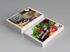 Gemeinsam gesünder gestalten Postkarten